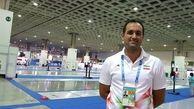 معرفی اعضای کادر سرپرستی اعزامی ایران به بازیهای جهانی ساحلی