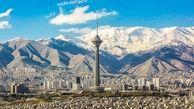 هوای تهران امروز پاک است