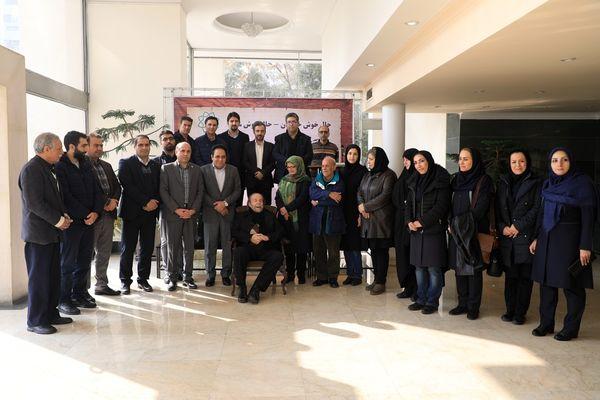 آئین رونمائی اولین کتابخانه همسایگی در منطقه دو