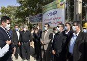 همزمان با هفته دولت ،بهره برداری از ۵پروژه  توزیع برق در شهرستان تفرش