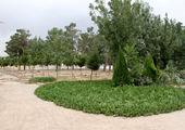 احداث بوستان ۱۵ هزار متری در مسجد مقدس جمکران