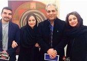 جدیدترین عکس همسر و فرزندان شاهرخ استخری