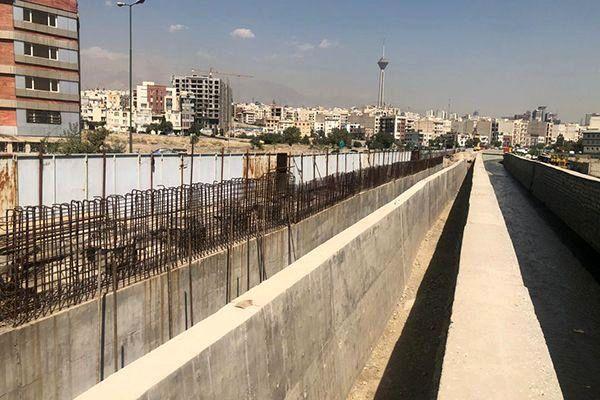 تشریح راهکارهای اجرایی به منظور رفع مخاطرات سیلابی کانال ابوذر