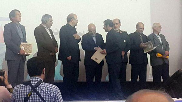 پایگاه بسیج پتروشیمی ایلام به عنوان پایگاه نمونه در وزارت نفت معرفی شد