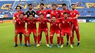 ترکیب تیم فوتبال المپیک اعلام شد
