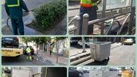  اجرای طرح ویژه نگهداشت شهر در تعطیلات  کرونایی در منطقه ۱۰