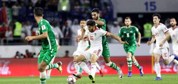 نامه فدراسیون فوتبال به کنفدراسیون درباره قضاوت بازی تیم ملی مقابل عراق