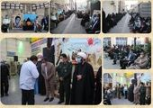 نامگذاری پلاک چهار شهید دفاع مقدس بر کوچه های محله هاشم آباد