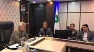 برگزاری جلسه شورای اداری پست بانک استان ایلام