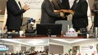 عقد تفاهم نامه همکاری مشترک بانک ایران زمین و اتحادیه بارفروشان تهران