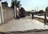  آغاز عملیات مقاوم سازی پل تقاطع بزرگراه یادگار امام(ره) و بلوار مرزداران