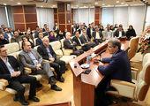 تودیع و معارفه معاونت توسعه سرمایه انسانی و پشتیبانی بیمه آسیا