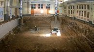 استمرار اقدامات مربوط به مقاوم سازی و مرمت در مسجد ارگ تهران