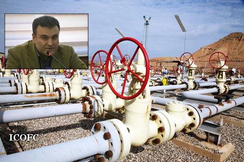 نخستین چاه در اجرای طرح نگهداشت و افزایش تولید در نفت مناطق مرکزی ایران تولیدی شد