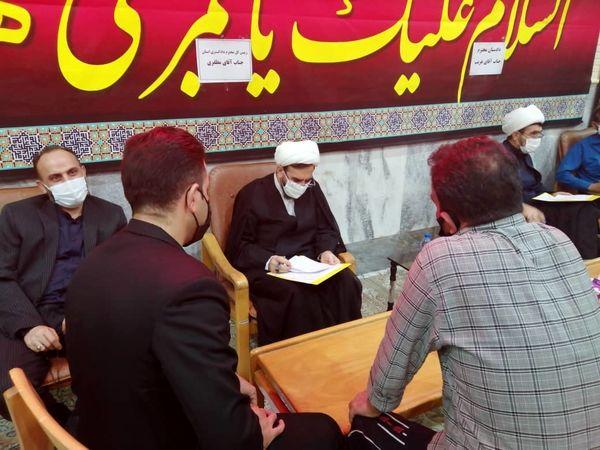 آزادی 50 نفر از زندانیان زندانهای قم در شب اربعین امام حسین( علیه السلام)