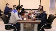 ارزیابی عملکرد شرکت فولاد امیرکبیر کاشان توسط ارزیابان فولاد مبارکه