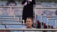 سرمربی تیم ملی راهی امارات شد