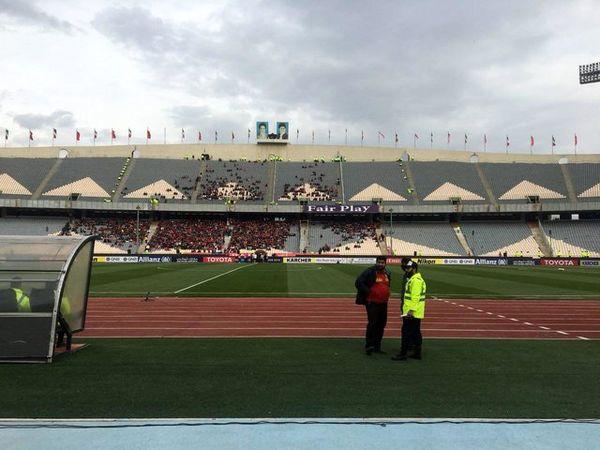 ممنوعیت ورود تماشاگران و لیدرهای سابقهدار به استادیوم
