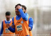 خداحافظی مهاجم محبوب استقلالی ها از فوتبال +عکس