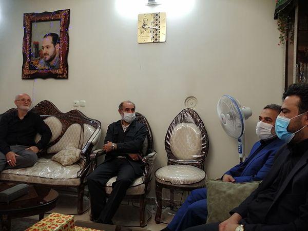 اجرای طرح هر خانه شهید یک حسینیه در محله های شمال شرق تهران