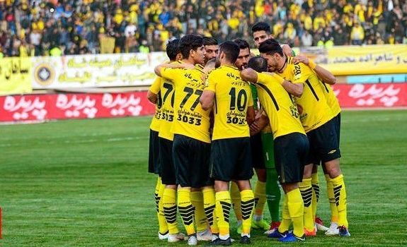 سپاهان با تیم لیگ برتری ترکیه بازی میکند