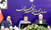 تبادل تجربیات نوسازی پایتخت با شهرداران شهرهای استان یزد