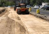 بازسازی گاردیلهای بزرگراه مدرس در منطقه 3