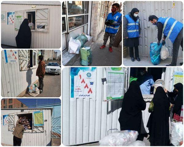 اجرای طرح «شنبه های بدون پسماند» در 8 محور اصلی جنوبشرق تهران