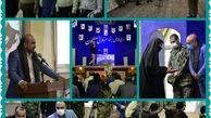 حضور  شهردار منطقه چهارده در مراسم غبار روبی از مزار شهدای نامدار