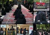 مراسم عزاداری و تعزیه خوانی در محدوده نواحی چهارگانه منطقه 13