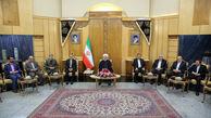 ایران به دنبال صلح بلندمدت در منطقه است