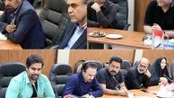 کارگروه هم اندیشی اولین جشنواره شناسایی و توانمندسازی استعدادهای  دانش آموزان شهرستان بندرماهشهر