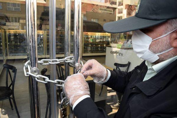 ممنوعیت فعالیت صنوف  غیر ضروری در منطقه۲ تهران اجراشد