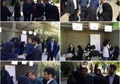ضدعفونی معابر شمال تهران با سلامت یاران شهر اجرا شد