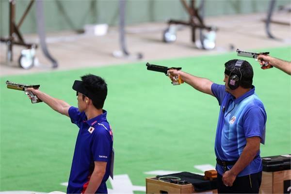 المپیک توکیو 2020؛ جواد فروغی فینالیست شد