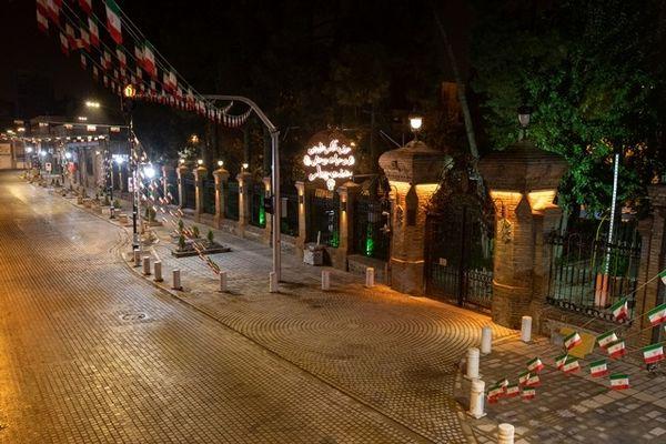 پروژه بهسازی محیطی خیابان پیاده مدار شهید دعوتی به بهره برداری رسید