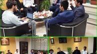 نشست هم اندیشی دانشجویان دانشگاه تهران با معاون امور اجتماعی و فرهنگی منطقه۶