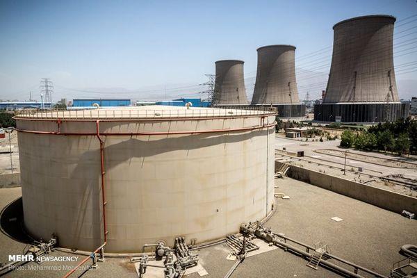 تلاش وزارتخانههای نیرو و نفت برای تامین سوخت زمستانی نیروگاهها