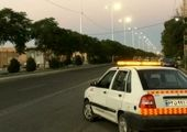 اعزام ناوگان عمومی حمل بار استان قم به بندر امام خمینی  (ره )