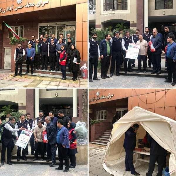 پیشگیری و درمان مسمومیت با منوکسید کربن به شهروندان منطقه 3
