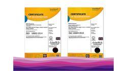 نگاه پرداخت گواهینامه ISO 10004:2018 و ISO 10002:2014 را گرفت