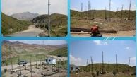 احداث بوستان جنگلی مسگرآباد در منطقه15
