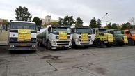 ارسال ۵/۵ میلیون لیتر سوخت به نقاط زلزلهزده کرمانشاه