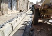 احداث بیش از 2 هزار متر کانیو در منطقه 15