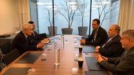 دیدار وزیر ورزش و رئیس کمیته ملی المپیک با رئیس فدراسیون جهانی تکواندو
