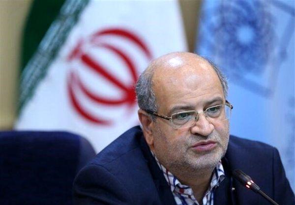 درخواست دورکاری ۵۰ درصد کارکنان استان تهران