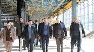 بازدید اعضای پارلمان شهری از پروژه احداث پایانه جدید شرق