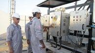 انجام عملیات ورود سیال (Oil in) واحد فرآورش مرکزی طرح توسعه میدان نفتی آذر