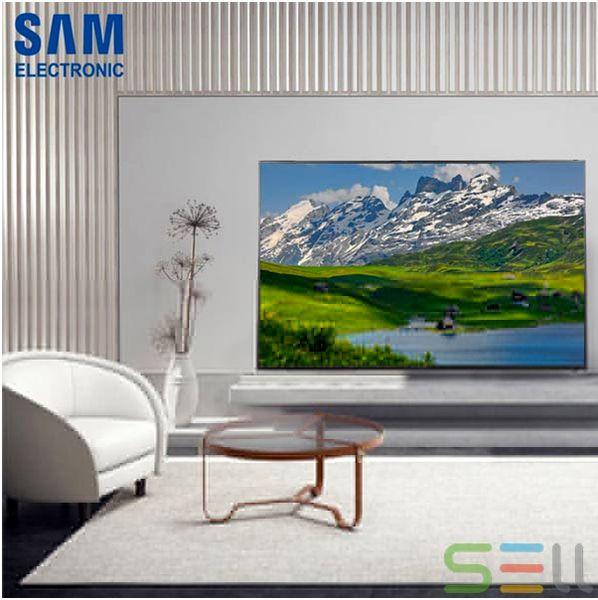 بهترین قیمت تلویزیون سام الکترونیک در بازار امروز