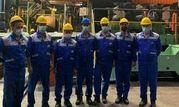 عبور از مرز تولید ماهانه ۲۱ هزار و ۷۶ تن ورق فولادی در شرکت فولاد امیرکبیر کاشان